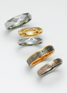 輝彩の結婚指輪の大阪・岸和田・堺・南大阪・和歌山の正規取扱店
